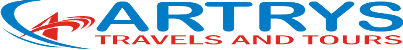 ARTRYS Travels and Tours Logo